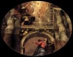 Живопись | Паоло Веронезе | Благовещение, 1558