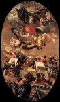 Живопись | Паоло Веронезе | Вознесение Богоматери, 1558