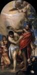 Живопись | Паоло Веронезе | Крещение, 1561