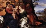 Живопись | Паоло Веронезе | Обручение святой Екатерины, 1547