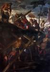 Живопись | Тинторетто | Восхождение на Голгофу, 1566-67
