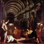 Живопись | Тинторетто | Обретение Тела Святого Марка, 1562-66