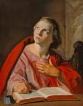 Живопись | Франс Халс | Иоанн Богослов, 1625-28