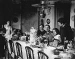 Пасхальный стол в семье Мамонтовых, 1888