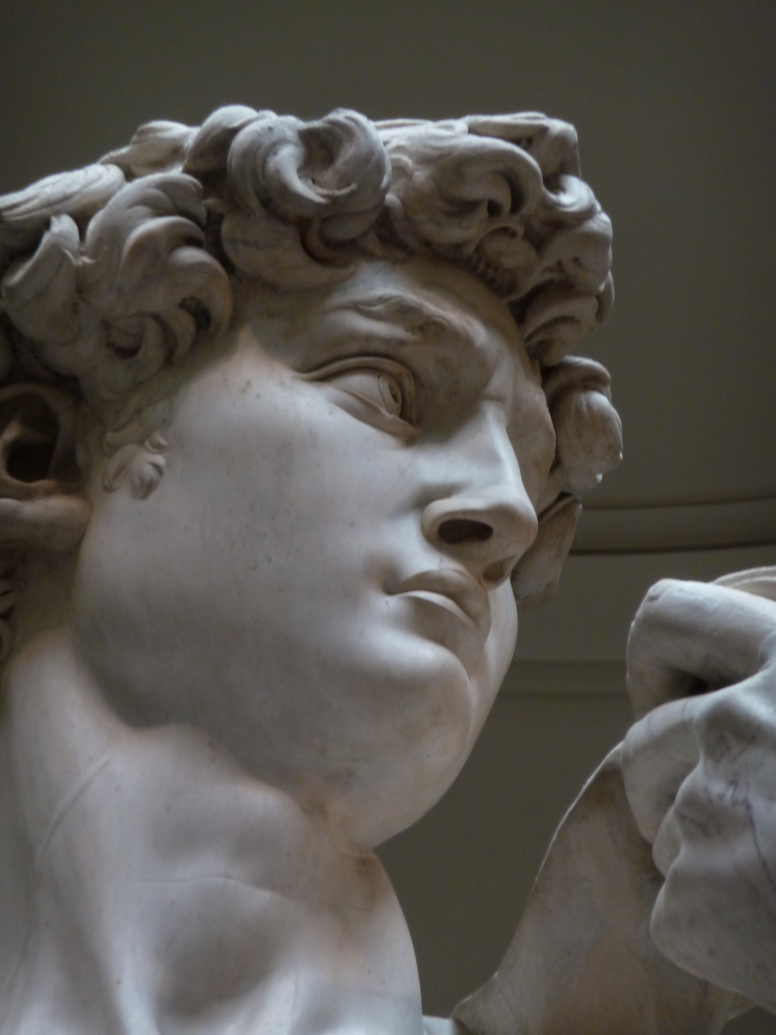 Давид работы Микеланджело | Artifex.ru