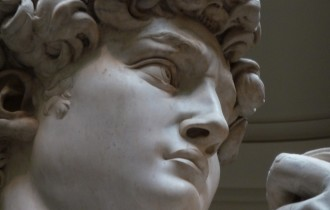 Давид работы Микеланджело