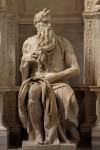 Скульптура | Микеланджело | Моисей, 1515