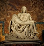 Скульптура | Микеланджело | Пьета, 1499