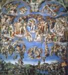 Фреска | Микеланджело | Страшный суд, 1537-41
