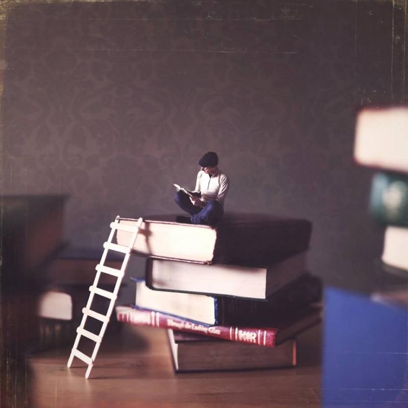 Книжный червь Джоэль Робисон