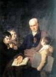 Живопись | Алексей Венецианов | Портрет К. И. Головачевского, 1811