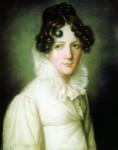 Живопись | Алексей Венецианов | Портрет Н. П. Строгановой, 1820-е