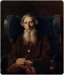 Живопись | Василий Перов | Портрет писателя Владимира Ивановича Даля, 1872