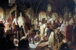 Живопись | Василий Перов | Спор о вере, 1881