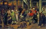 Живопись | Василий Перов | Суд Пугачёва, 1875