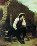 Живопись | Василий Перов | Шарманщик, 1863