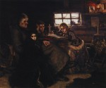 Живопись | Василий Суриков | Меншиков в Берёзове, 1883