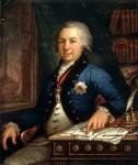 Живопись | Владимир Боровиковский | Портрет Гаврилы Державина, 1795
