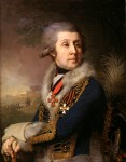 Живопись   Владимир Боровиковский   Портрет генерал-майора Ф.А. Боровского, 1799