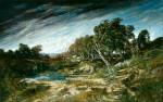 Живопись | Гюстав Курбе | Порыв ветра, 1865