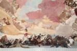 Фреска | Джованни Баттиста Тьеполо | Вюрцбургская резиденция | Аллегория Африка