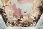 Фреска | Джованни Баттиста Тьеполо | Вюрцбургская резиденция | Аллегория Европа