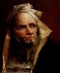 Живопись | Джованни Баттиста Тьеполо | Голова философа, 1760