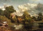 Живопись | Джон Констебл | Белая Лошадь, 1819