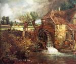 Живопись | Джон Констебл | Мельница в Гиллингеме, Дорсет, 1826
