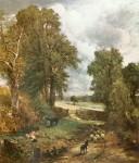 Живопись | Джон Констебл | Пашня, 1826