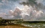 Живопись | Джон Констебл | Пирс Ярмут, 1822