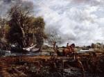Живопись | Джон Констебл | Скачущая Лошадь, 1825
