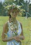 Живопись | Дмитрий Белюкин | На Ивана Купалу, 1996