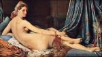 Живопись | Доминик Энгр | Большая одалиска, 1814