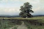 Живопись | Иван Шишкин | Среди долины ровныя..., 1883