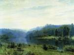 Живопись | Иван Шишкин | Туманное утро, 1885