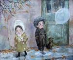 Живопись | Нино Чакветадзе