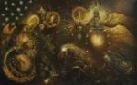 Живопись | Олег Королёв | Peresvet, Oslyabya, Divine Gloom, 2006