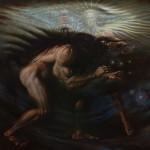Живопись | Олег Королёв | Theseus and Minotaur, 2012