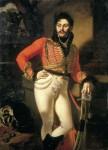 Живопись | Орест Кипренский | Портрет лейб гусарского полковника Евграфа Владимировича Давыдова, 1809