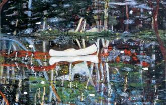 Одиночество И Вечность. Питер Дойг