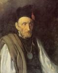 Живопись   Теодор Жерико   Безумец, 1822-23