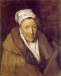 Живопись | Теодор Жерико | Женщина-игроман, 1819-22