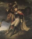 Живопись | Теодор Жерико | Раненый кирасир, покидающий поле боя, 1814