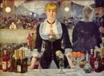 Живопись | Эдуард Мане | Бар в «Фоли-Бержер», 1882