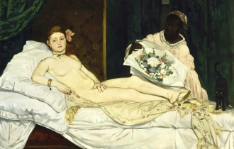 Зеркало для художника. Эдуард Мане