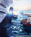 Живопись | Юлия Барминова | Islands in the Stream