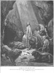 Иллюстрация | Гюстав Доре | Библия | Даниил во Рву со Львами