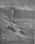 Иллюстрация | Гюстав Доре | Библия | Моисей