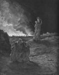 Иллюстрация | Гюстав Доре | Библия | Содом